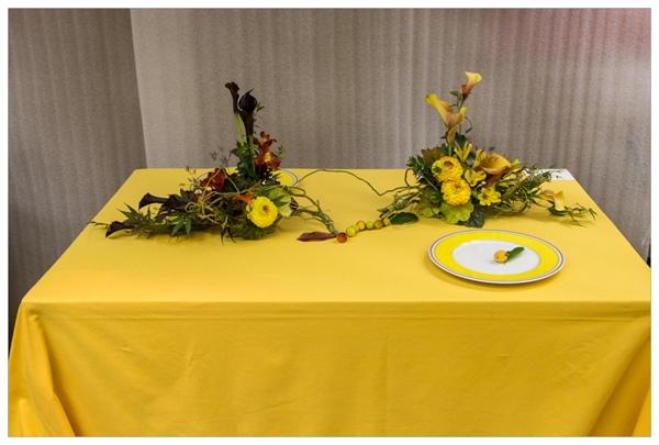 20131003 Internationale wedstrijd - Klasse 4 - De laatste tuinbloemen 1