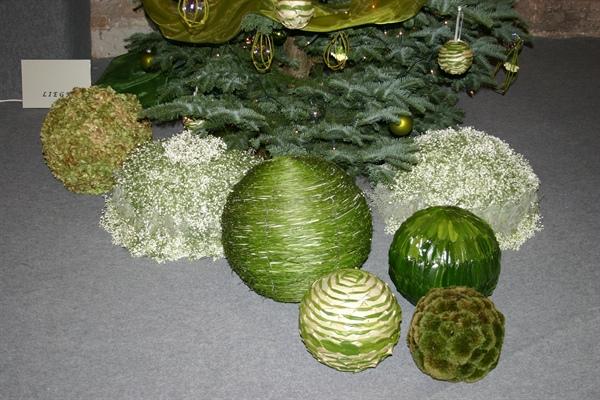 16/11/2006: Kersttentoonstelling te St Laureins