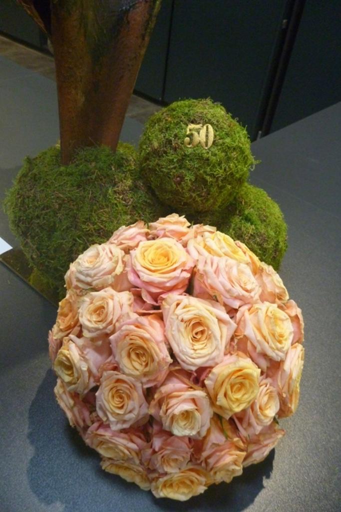 traditioneel bloemschikken en bloemsierkunst4