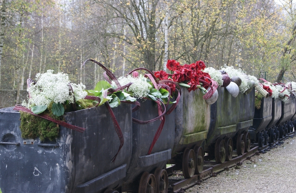 2015 RBAFS Royal Belgian Flower Arrangement Society