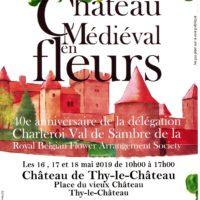 40ste verjaardag van de afvaardiging van Charleroi Val de Sambre