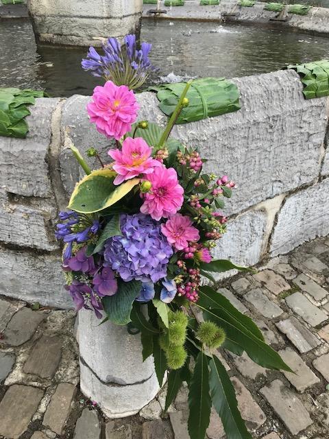 Fontaines en Fleurs